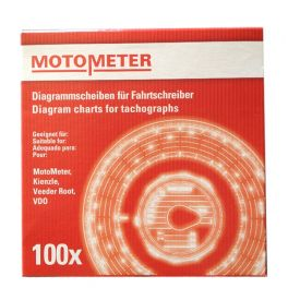 Discos Motometer 517.601.2510 (125-3300-24 EC4K)